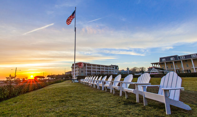 Honeymoon in Paradise: Cape May