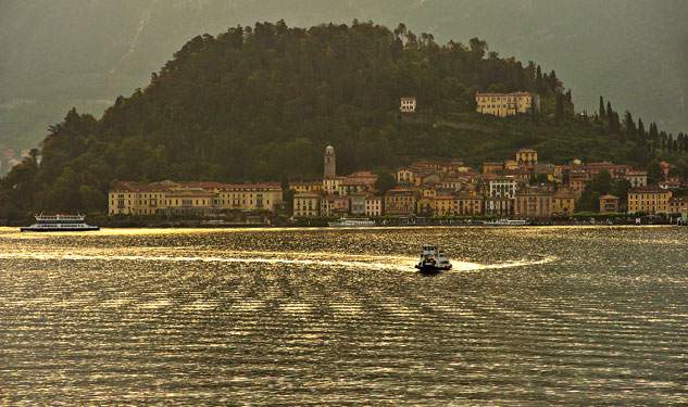 Honeymoon in Paradise: Lake Como, Italy