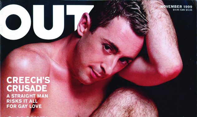 Throwback Thursday: Alan Cumming Exposes Himself on the Cover