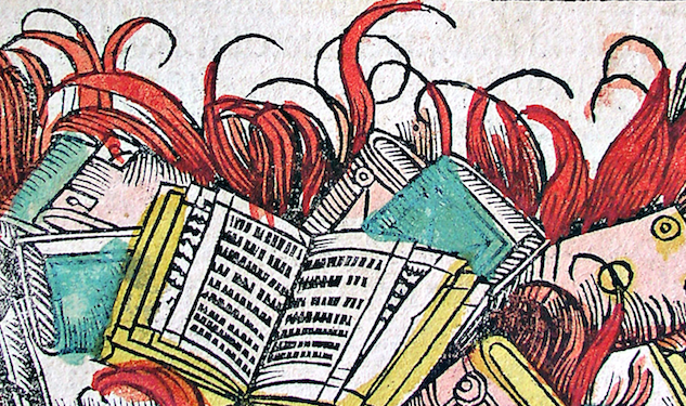 Burning Books, One Word at a Time