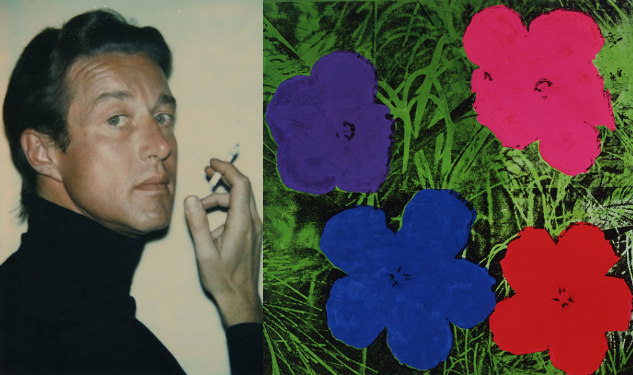 Halston and Warhol: Together Again