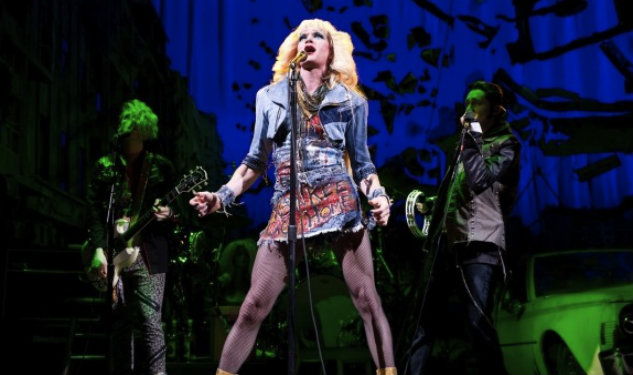 NPH/Hedwig to Fan During Show: 'I'm Doing Something Up Here, Motherf@#ker'