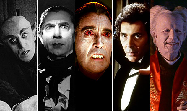 Top 5 Draculas of All Time