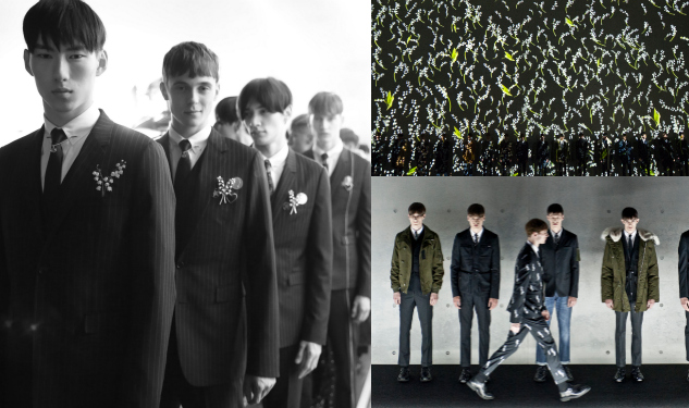 WATCH: Dior Homme Shows in Shanghai