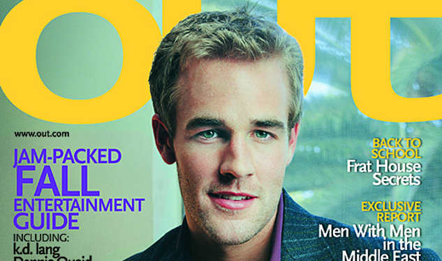 Throwback Thursday: James Van Der Beek Leaves Dawson Behind