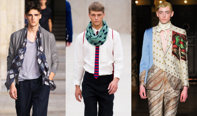 4 Ways To Wear a Scarf