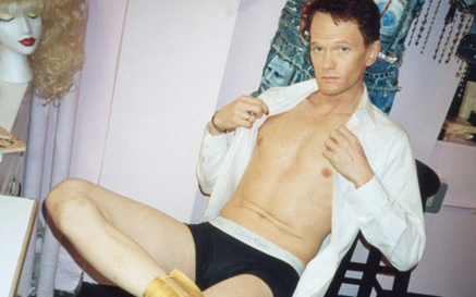 See Neil Patrick Harris in His Calvins
