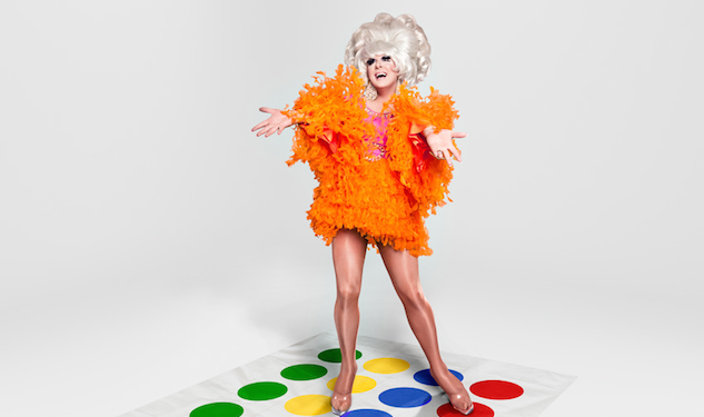 Lady Bunny: Mother of Dragoons