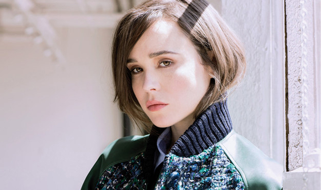 Ellen Page Calls Out Hollywood's Double Standard for Sexuality