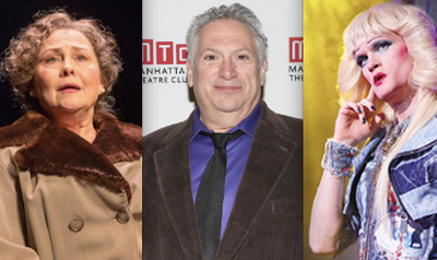 Cherry Jones, Harvey Fierstein, Neil Patrick Harris Get Tony Nods