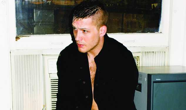 Throwback Thursday: Tom Hardy is One Handsome Devil