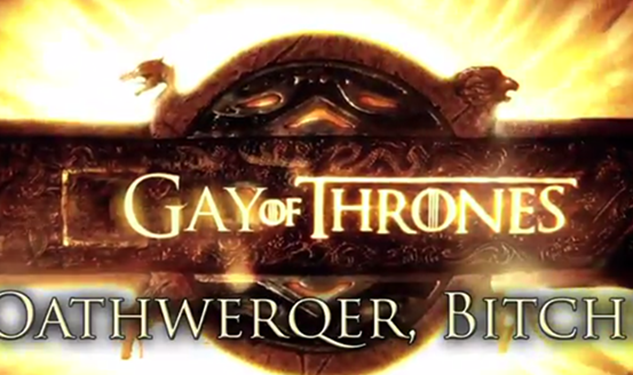 WATCH: Gay of Thrones, Brad Goreski Edition