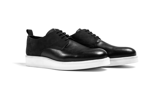 Daily Crush: Leather Nubuck Creepers by Public School