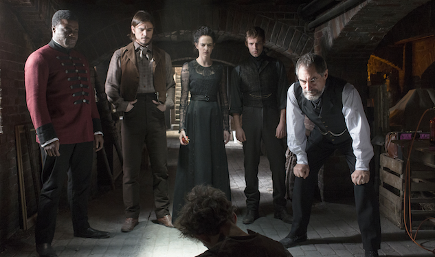 Penny Dreadful, The Greatest Horror Story Ever Told, Premieres Sunday
