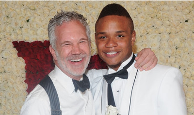 Derrick Gordon Dating Actor Gerald McCullouch