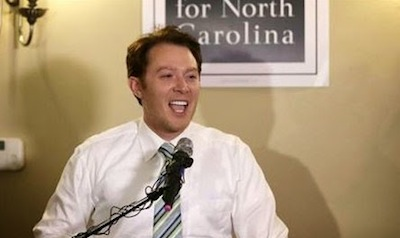 Clay Aiken's Democratic Rival in N.C. Primary Suddenly Dies
