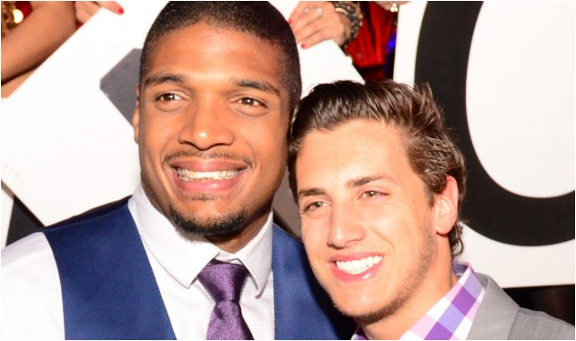 Michael Sam & Boyfriend Vito Cammisano Begin to Enjoy the Limelight