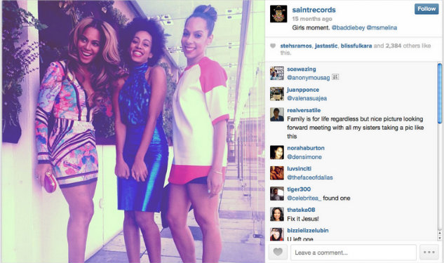 Solange Erased Beyoncé From Her Instagram, But Goes To Costa Rica With Her