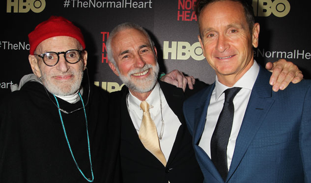 Stars Come Out for The Normal Heart Premiere