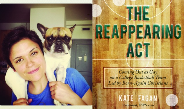 Catching Up With Kate Fagan