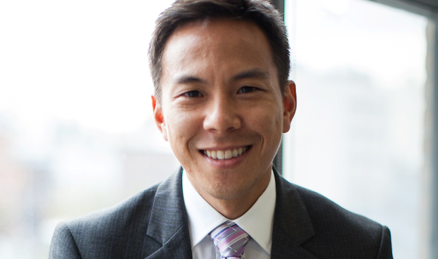 GMHC's New CEO Kelsey Louie On How He's Going to Fix It