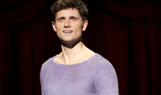 The Hottest Guy on Broadway: Pippin's Kyle Dean Massey