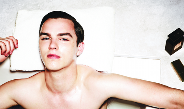 Throwback Thursday: Nicholas Hoult Is Tom Ford's Muse