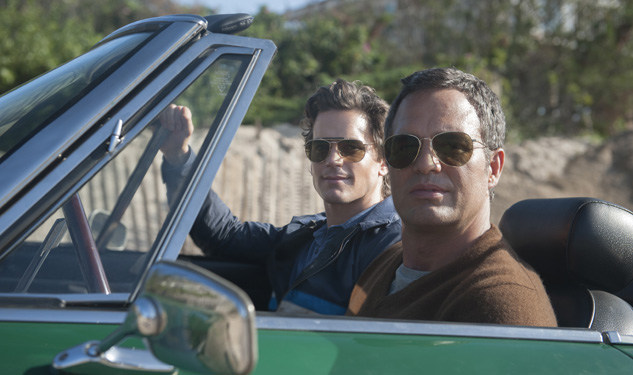 Mark Ruffalo Puts the Pressure on Matt Bomer