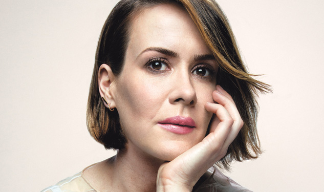 Sarah Paulson On Filming American Horror Story and 12 Years A Slave