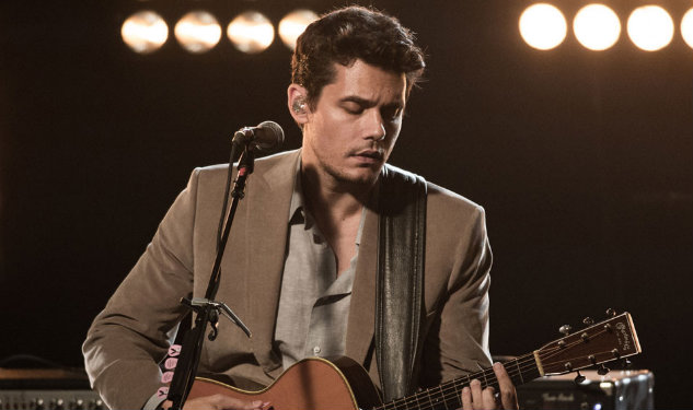 "John Mayer Covers Beyoncé's ""XO"""