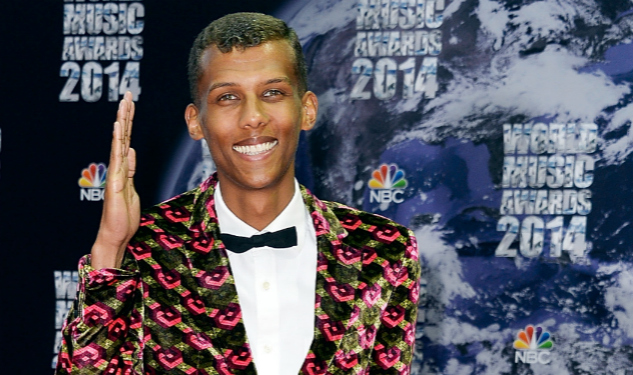 Best-Dressed Man of the Week: Stromae