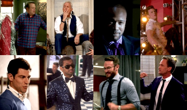 The 10 Most Stylish TV Characters