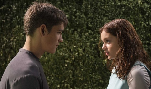 New Trailer for The Giver Goes Black & White