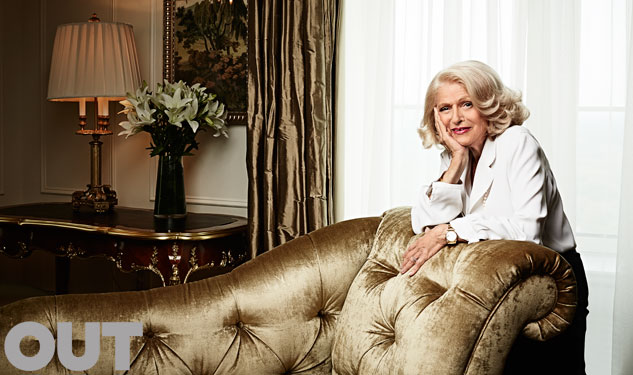 Edie Windsor To Advocate For Homeless LGBT Youth