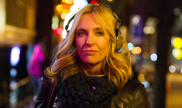 Why Toni Collette Is Feeling Lucky