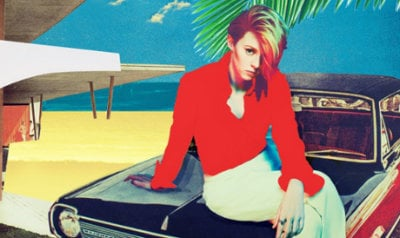 LISTEN: La Roux's 'Tropical Chancer'