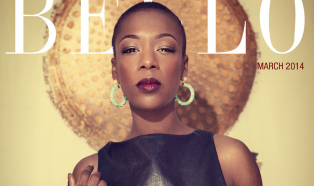Samira Wiley of OITNB Shines On The Cover of Bello Magazine