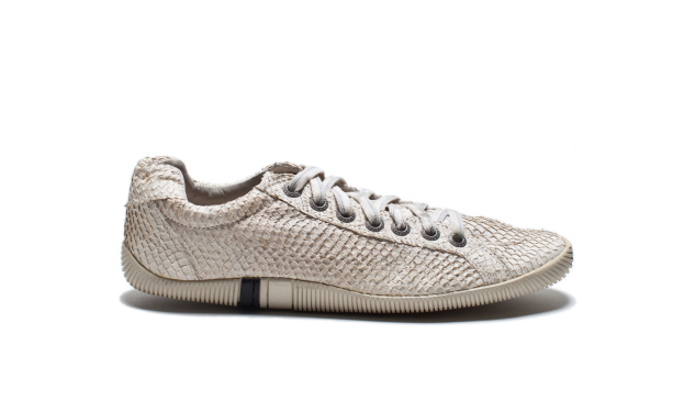 Daily Crush: Fish Skin Sneakers by Osklen