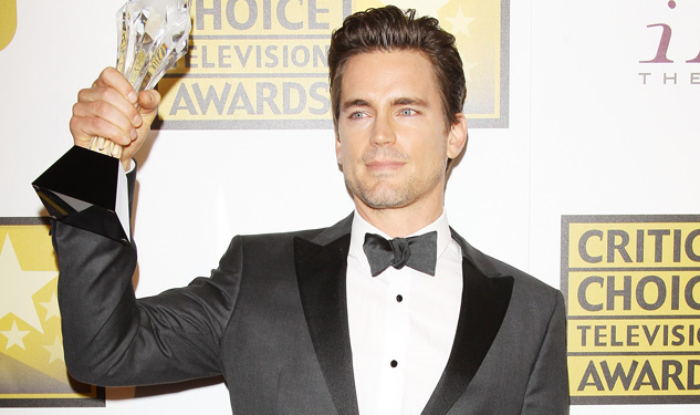 Matt Bomer, Jim Parsons Win at Critics' Choice Television Awards