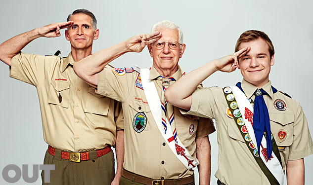 Boy Scouts to Lead NYC Pride Parade