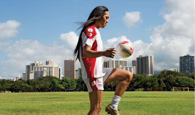Soccer's Fa'afafine Superstar