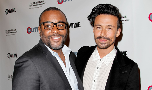 Lee Daniels Dedicates Stonewall Vision Award to Boyfriend Jahil Fisher