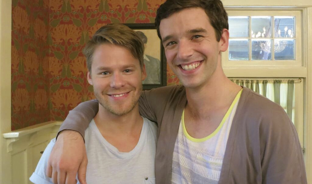 Exclusive: Watch the Trailer for the New Film Starring Michael Urie & Randy Harrison