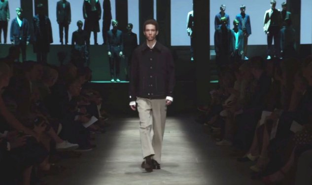 WATCH: Ermenegildo Zegna Couture Spring/Summer 2015