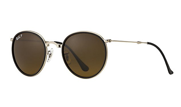 Daily Crush: Round Folding Classic Sunglasses by Ray-Ban