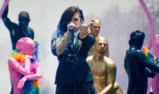 Demi Lovato Opens Up About Her Gay Grandfather