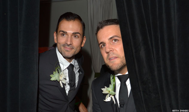 Paul Katami & Jeff Zarrillo: The Prop. 8 Wedding Five Years in the Making