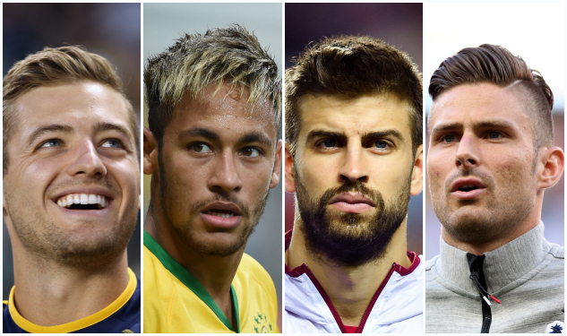 4 (Good) Soccer Player Haircuts