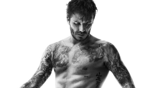 David Beckham's New Underwear Campaign For H&M Is Here!
