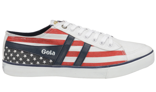 Daily Crush: Patriotic Sneakers by Gola
